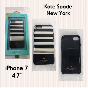 ♣️Kate Spade NY Protective Hardshell Case iPhone 7